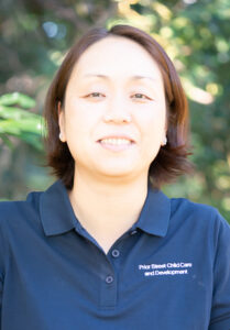 Prior Street Child Care Centre Staff - Tomomi