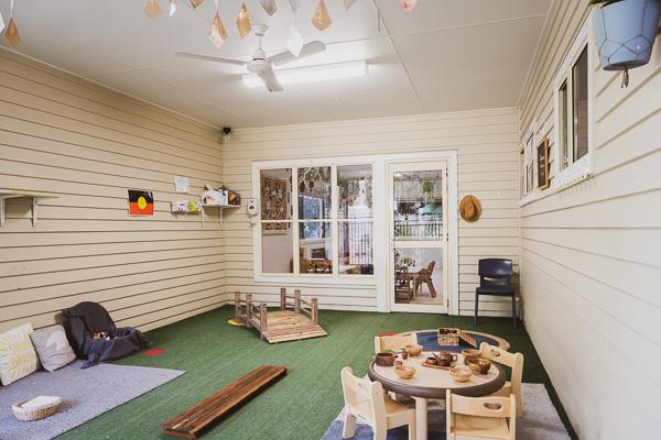 Prior Street Child Care Centre Joey's Yard