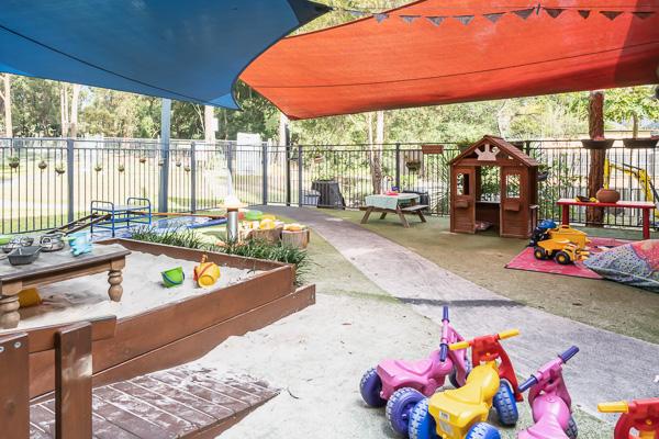 Prior Street Child Care Centre Possum's Yard