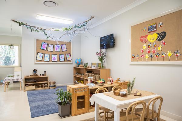 Prior Street Child Care Centre Wombat's Room